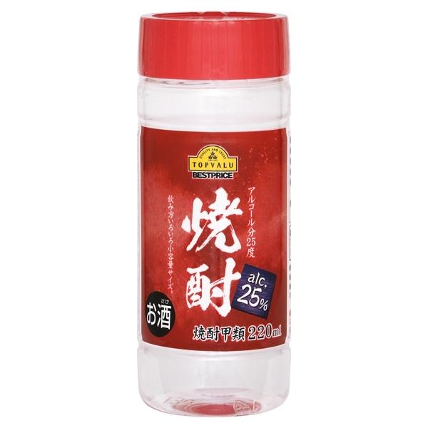アルコール分25度 焼酎 alc.25% 焼酎甲類