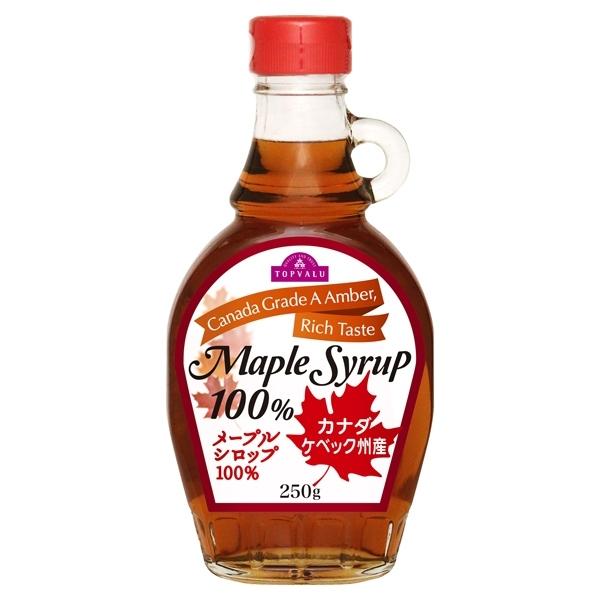 Maple Syrup 100% カナダ ケベック州産 商品画像 (メイン)