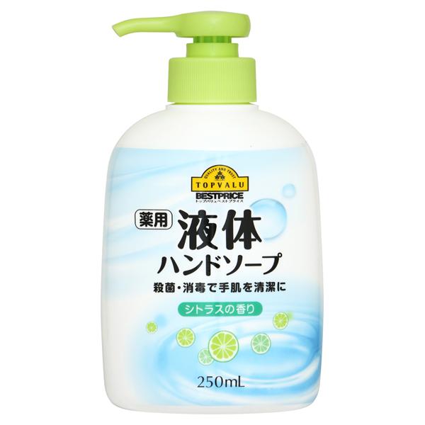 薬用 液体ハンドソープ シトラスの香り 商品画像 (メイン)