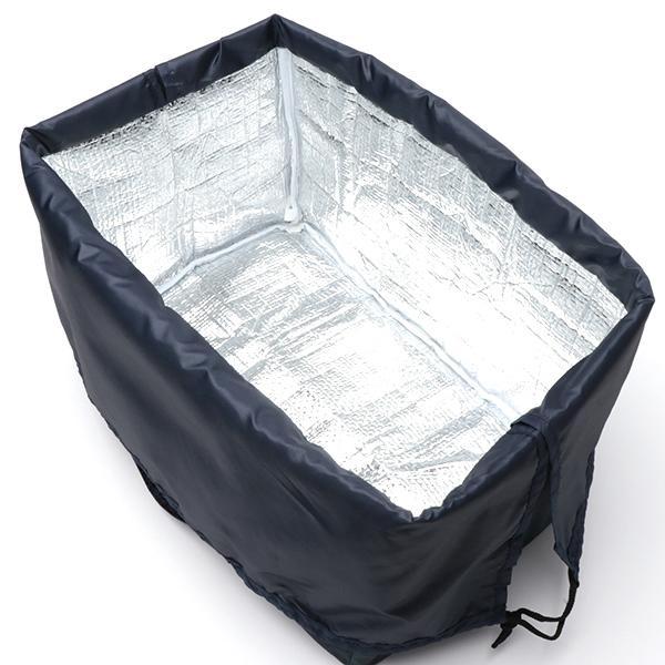 保冷折りたたみレジカゴ用バッグ 商品画像 (3)