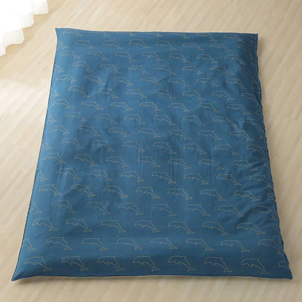 オーガニック掛けふとんカバー ジュニア用 HOME COORDY 商品画像 (2)