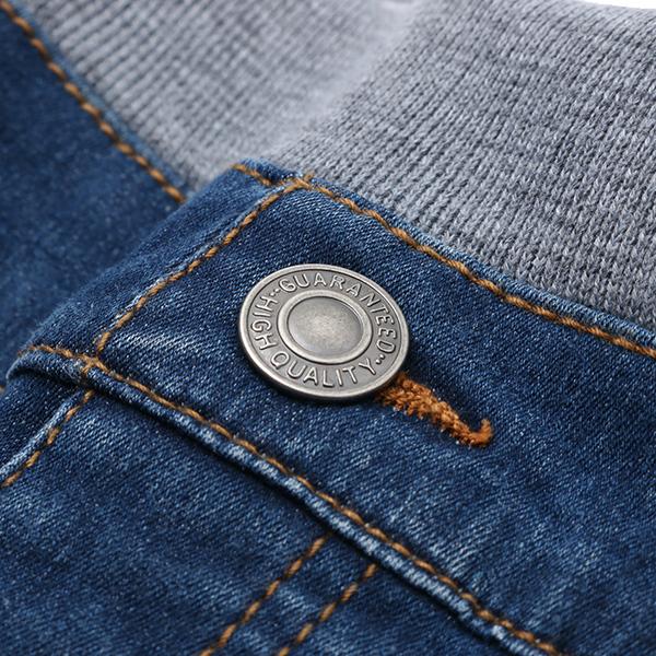 のびるっちデニムロングパンツ 商品画像 (3)