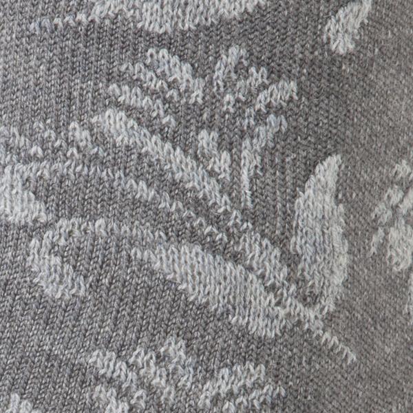 レッグアクセサリー カンガ柄クルーソックス 商品画像 (1)