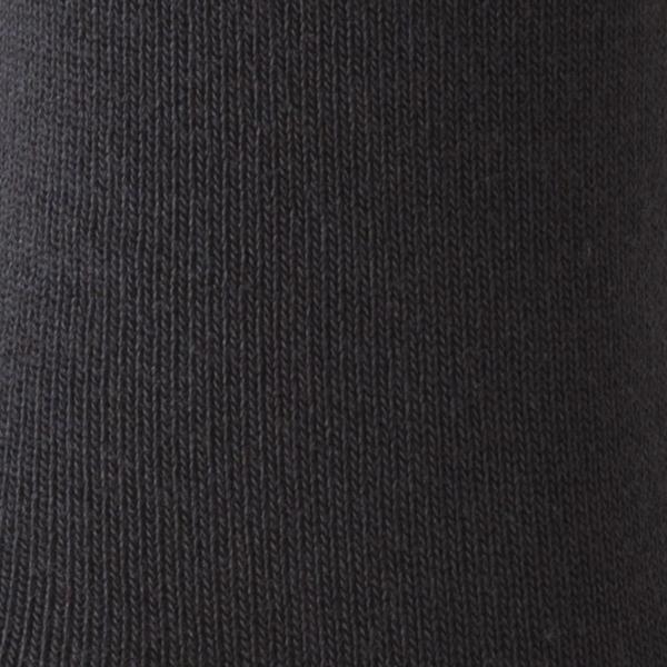 レッグアクセサリー 平編みクルーソックス 15cm丈 商品画像 (1)