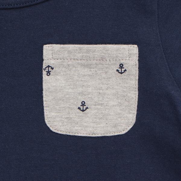 オーガニックコットン無地半袖Tシャツ 商品画像 (2)