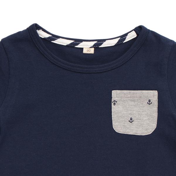 オーガニックコットン無地半袖Tシャツ 商品画像 (1)