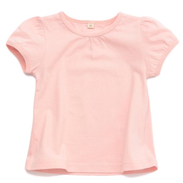 オーガニックコットン無地半袖Tシャツ