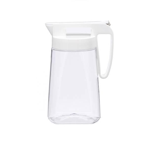 HOME COORDY HCワンプッシュピッチャー1.6L ホワイト