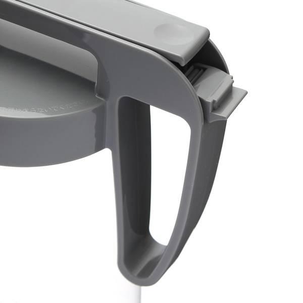 HCワンプッシュピッチャー1.6L グレー HOME COORDY 商品画像 (3)