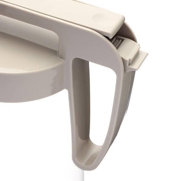 HCワンプッシュピッチャー2.2L ベージュ HOME COORDY 商品画像 (3)