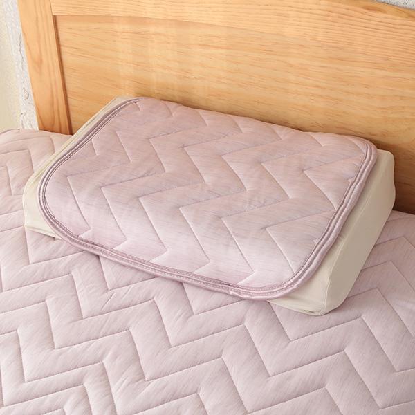 HOME COORDY まくらパッド【アイスコールド】 ピンク