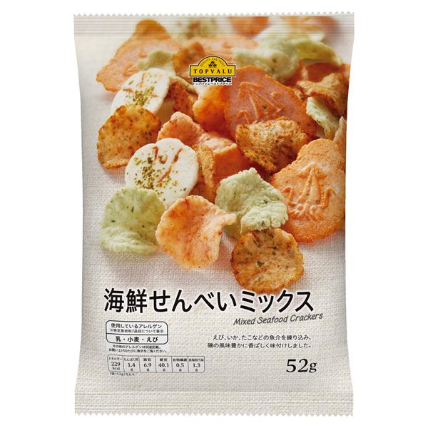 海鮮せんべいミックス 商品画像 (メイン)