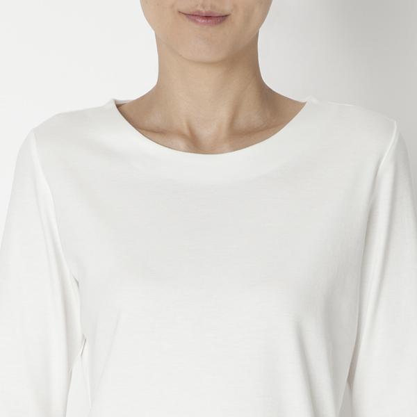 クルーネック5分袖Tシャツ 商品画像 (2)