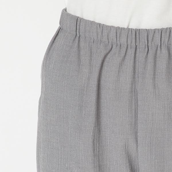 58丈楊柳深履きフリーパンツ 商品画像 (2)