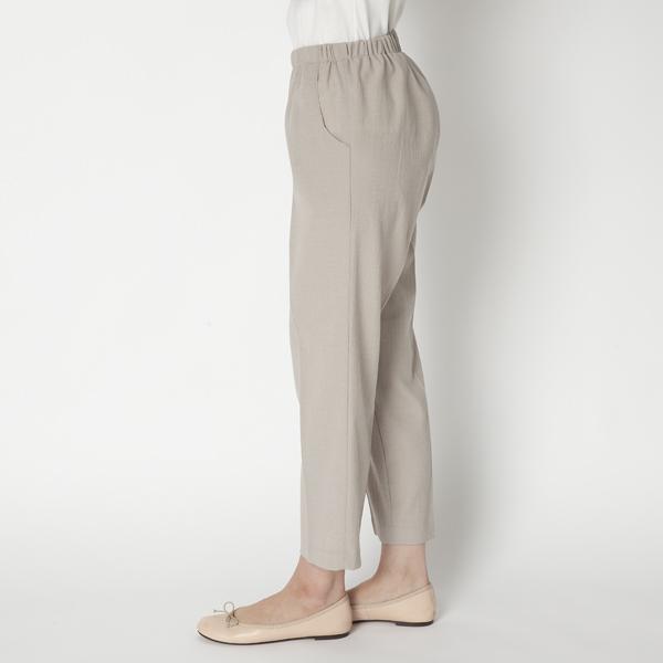 58丈楊柳深履きフリーパンツ 商品画像 (0)