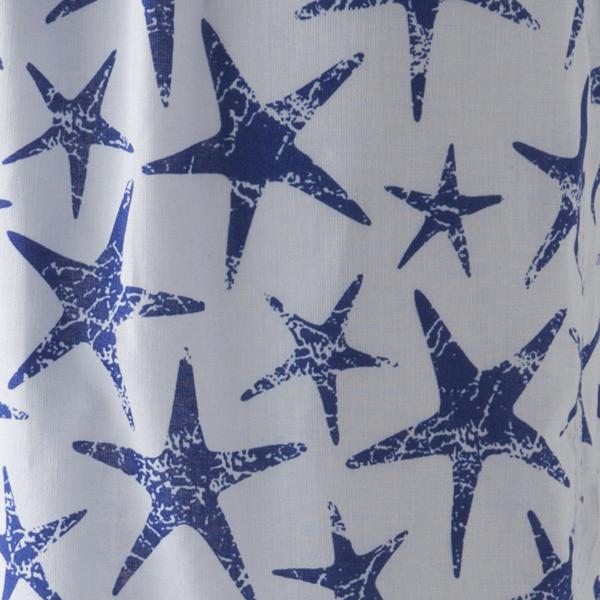 ブロードステテコ 星柄 商品画像 (2)