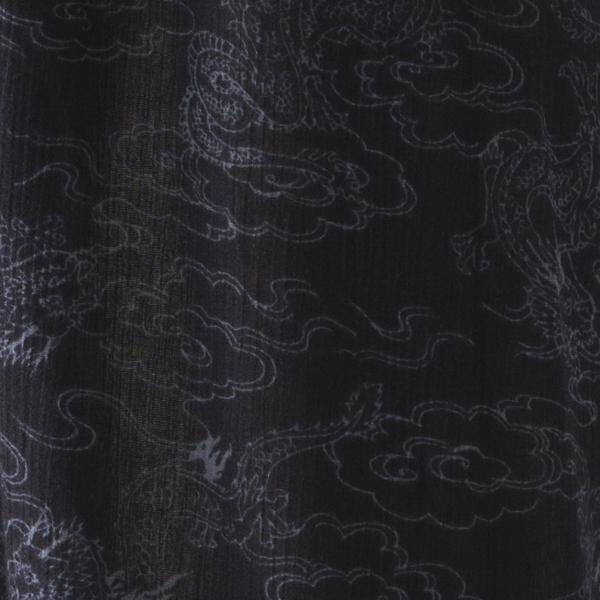 楊柳ステテコ 龍柄 商品画像 (2)