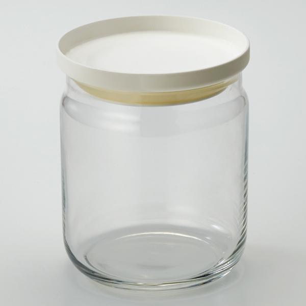 HOME COORDY スタッキング保存ビン 680ml