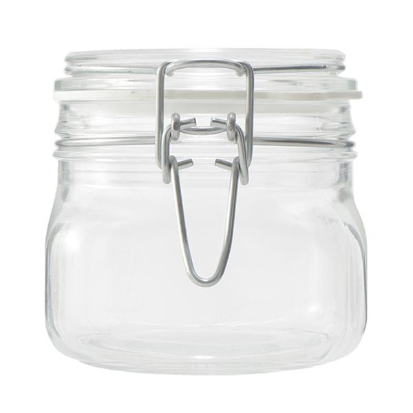 角型密封保存瓶 HOME COORDY 500ml