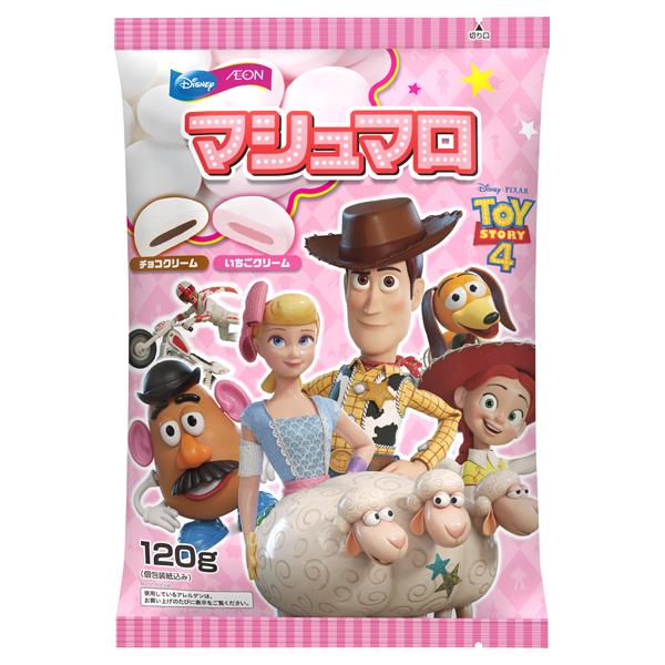 ディズニー マシュマロ チョコクリーム いちごクリーム