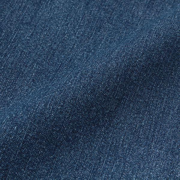 のびるっち デニムワイドパンツ 商品画像 (1)
