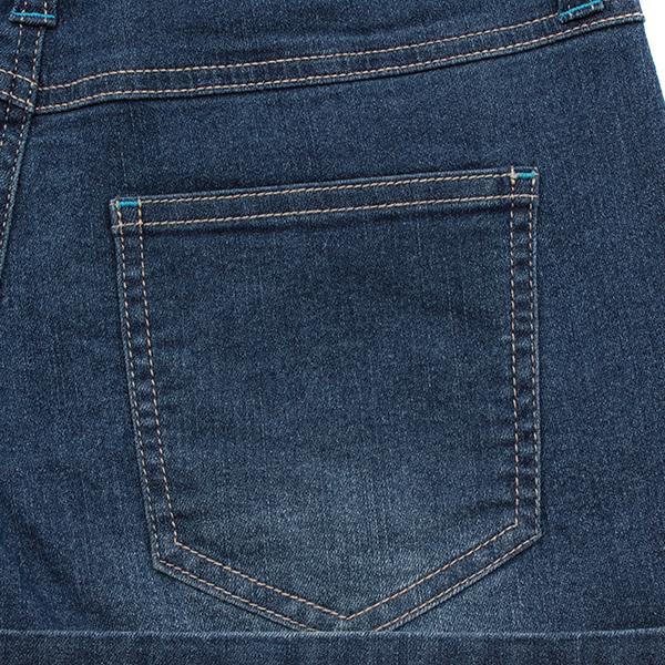 のびるっち デニムショートパンツ 商品画像 (2)