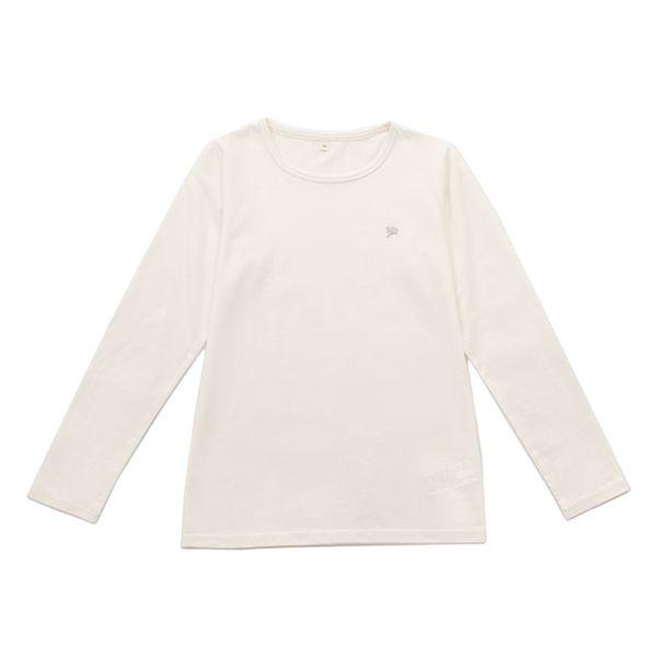 オーガニックコットン 長袖Tシャツ
