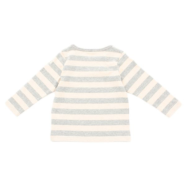 オーガニックコットン ボーダーTシャツ 商品画像 (0)