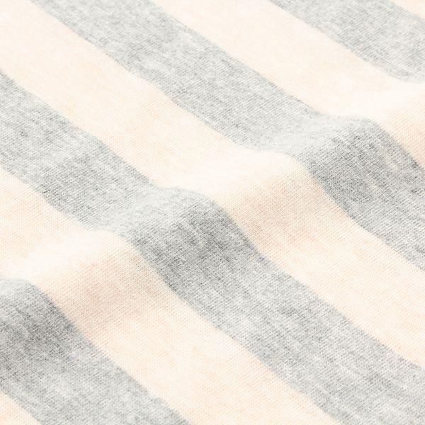 オーガニックコットン ボーダーTシャツ 商品画像 (1)