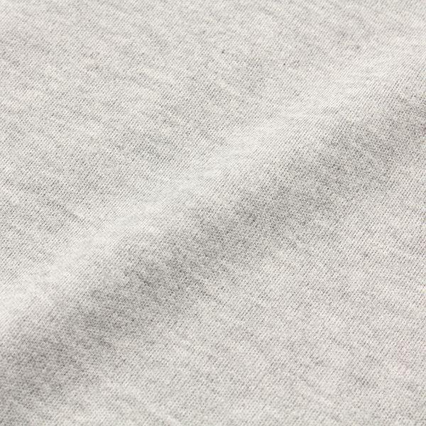 オーガニックコットン 無地ハイネックTシャツ 商品画像 (1)