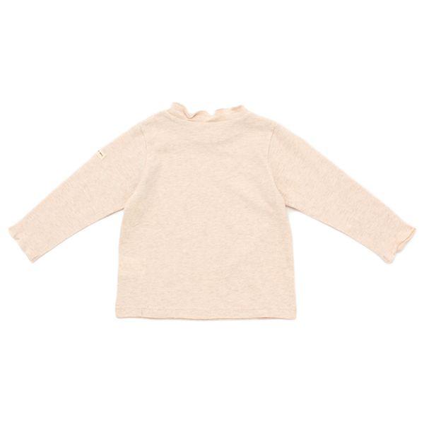 オーガニックコットン ミニハイネックTシャツ 商品画像 (0)