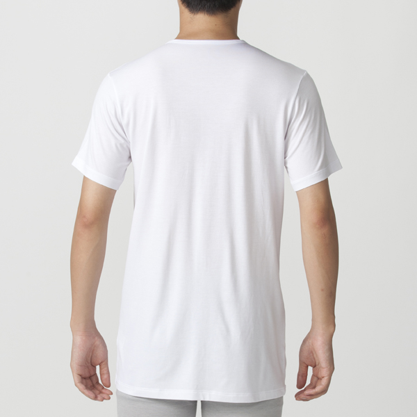PEACE FIT Smooth FACT クルーネック(半袖) 商品画像 (1)