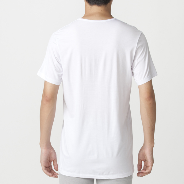Smooth FACT Vネック(半袖) PEACE FIT 商品画像 (1)