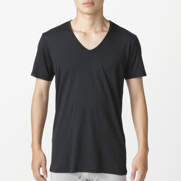 PEACE FIT Smooth FACT Vネック(半袖) 商品画像 (0)