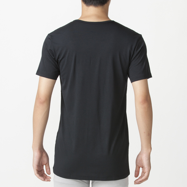 PEACE FIT Smooth FACT Vネック(半袖) 商品画像 (1)