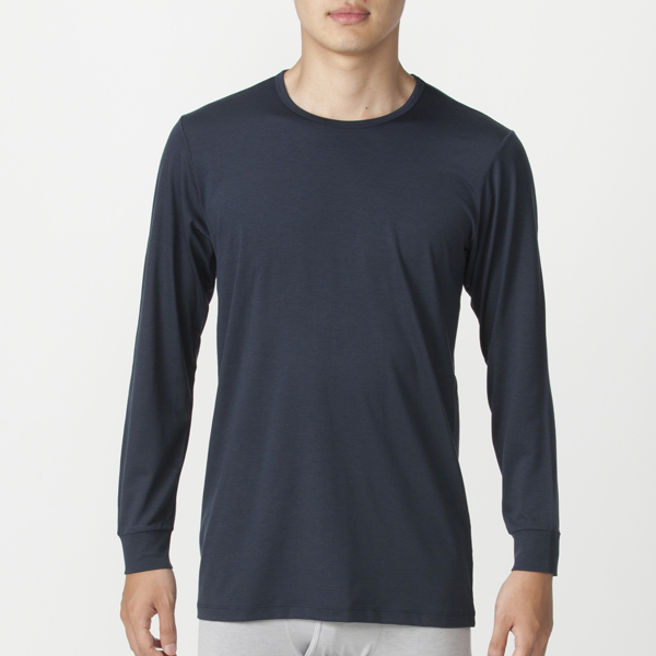 Smooth FACT クルーネック(9分袖) PEACE FIT 商品画像 (0)