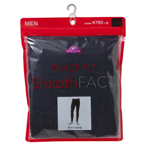 Smooth FACT タイツ(10分丈) PEACE FIT 商品画像 (2)