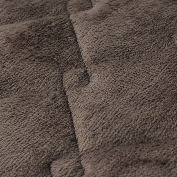 HOME COORDY 正方形こたつ敷ふとん(ミニ) ブラウン 商品画像 (0)