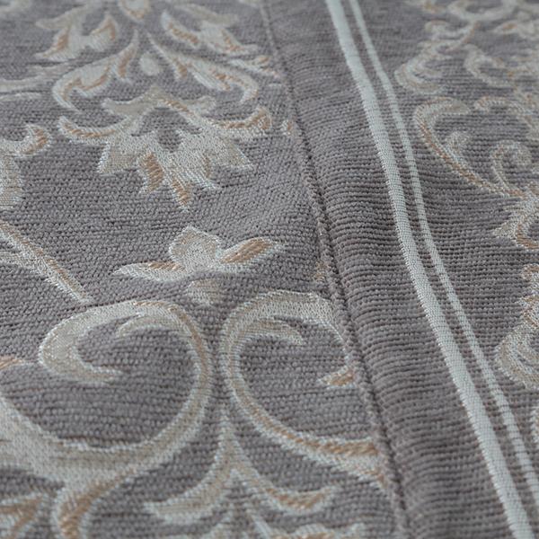 HOME COORDY シェニールジャカード織フロアラグ 商品画像 (1)