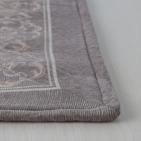 HOME COORDY シェニールジャカード織フロアラグ 商品画像 (2)