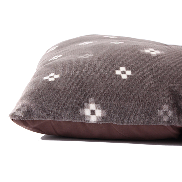 HOME COORDY ロングザブクッション ブラウン 商品画像 (1)