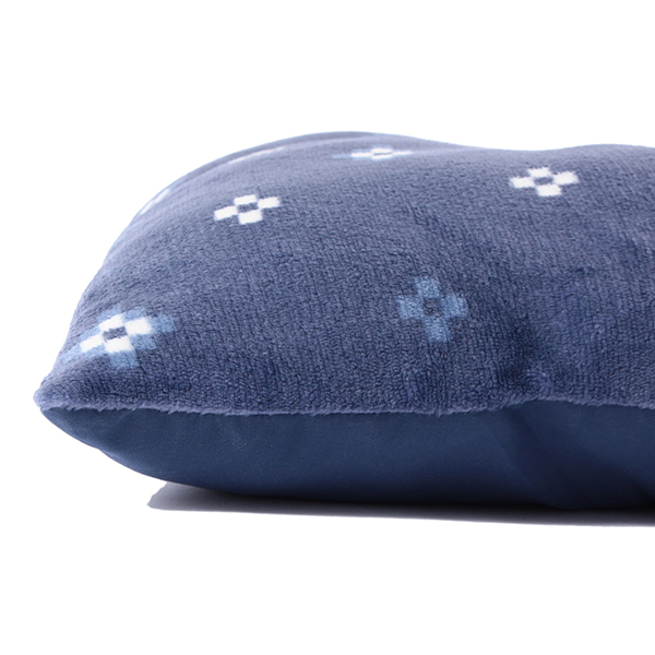 HOME COORDY ロングザブクッション ネイビー 商品画像 (1)