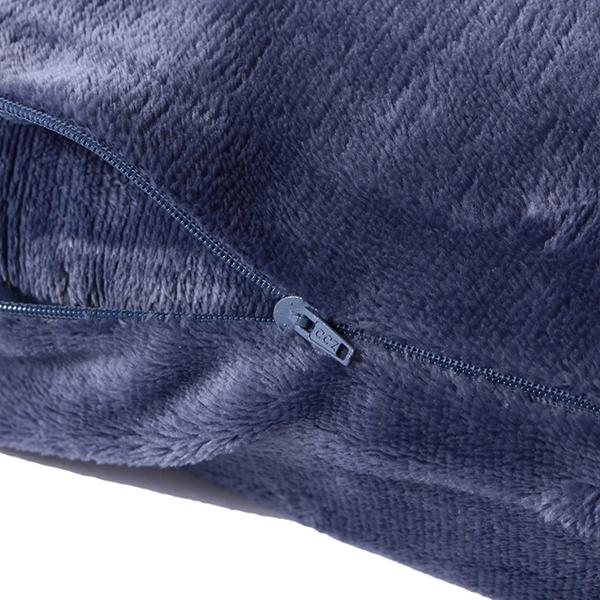 HOME COORDY ロングザブクッションカバー ネイビー 商品画像 (1)
