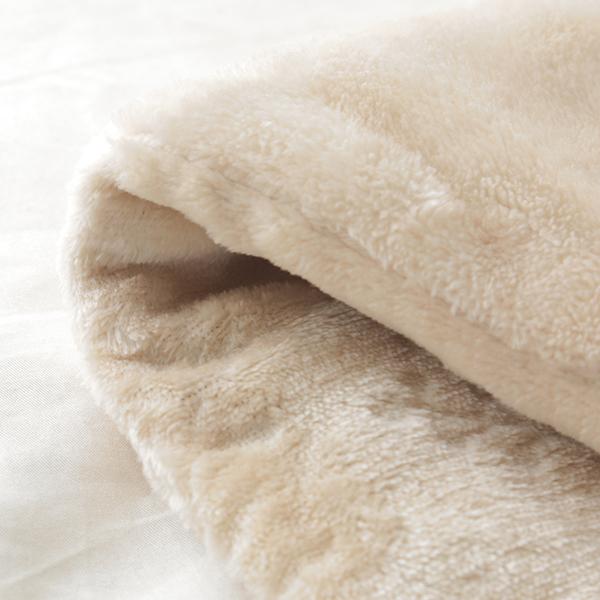 HOME COORDY 保湿ガーデン柄毛布 商品画像 (3)