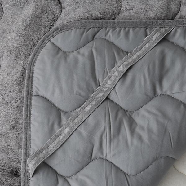 HOME COORDY 遠赤外線厚手敷パッド 商品画像 (2)