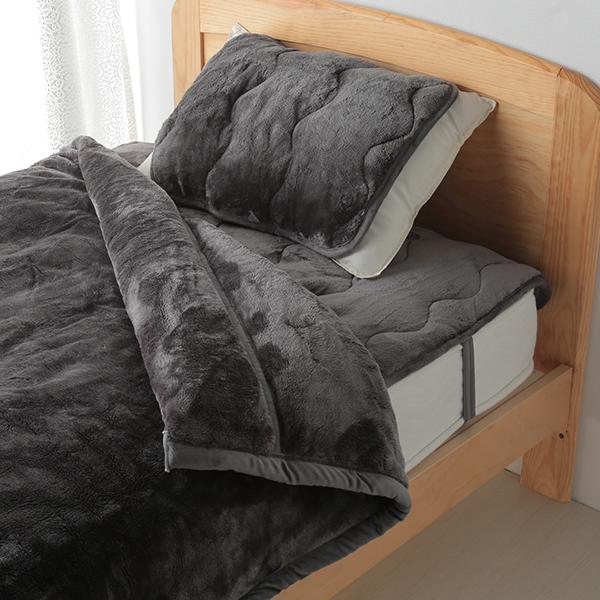 HOME COORDY 遠赤外線厚手毛布 商品画像 (0)