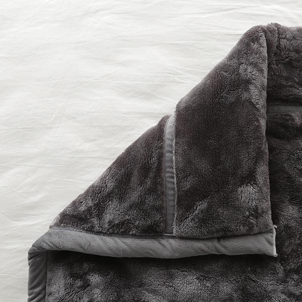 HOME COORDY 遠赤外線厚手毛布 商品画像 (1)