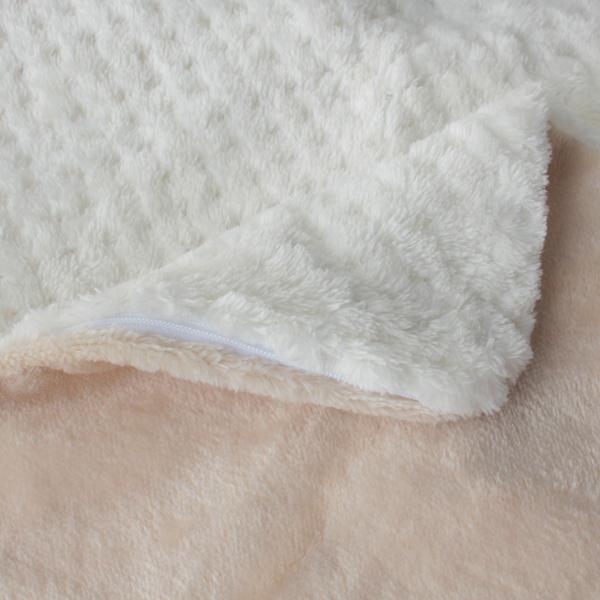 HOME COORDY ワッフル起毛まくらカバー 商品画像 (1)