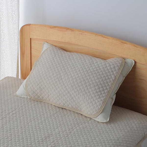オーガニックコットンパイルまくらパッド HOME COORDY 商品画像 (0)