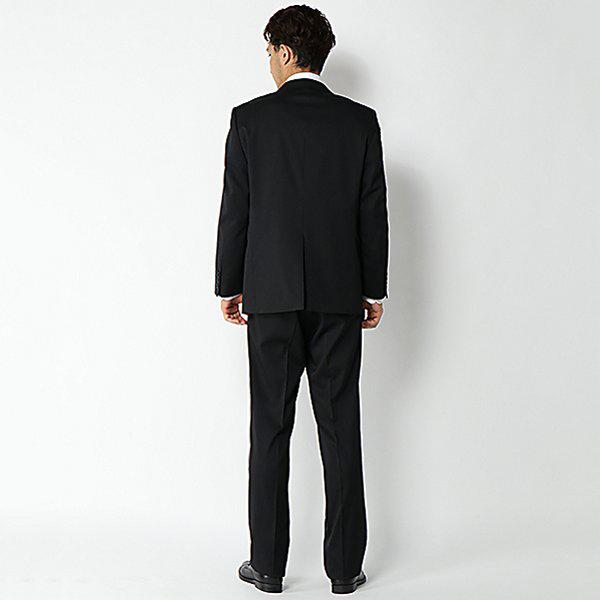 マジ楽 ストレッチコンフォート ツータックメンズスーツ 商品画像 (1)